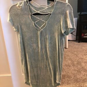 American eagle short sleeve